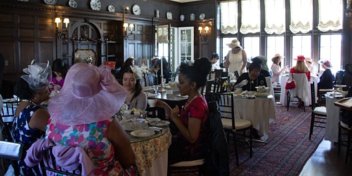 Blithewold Afternoon Tea: 4/29 @ 1PM