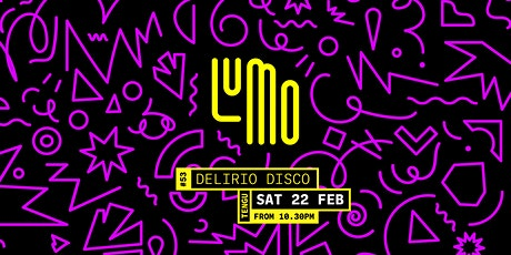 Lumo Club #53: Delirio Disco tickets