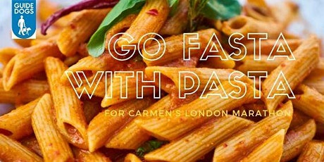 Go Fasta With Pasta Charity Quiz Night tickets