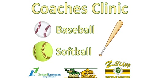 Baseball and Softball Coaches Clinic