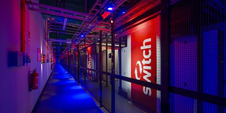 MILANO DIGITAL WEEK 2020: Tour del datacenter SUPERNAP biglietti