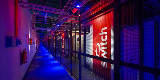 MILANO DIGITAL WEEK 2020: Tour del datacenter SUPERNAP