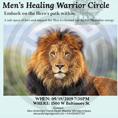 Men's Healing Warrior Circle tickets