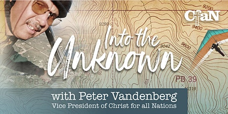 Into the Unknown with Peter Vandenberg tickets