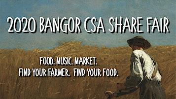 2020 Bangor CSA Share Fair - Farmer Signup