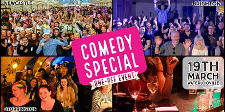 Comedy Special at Waterlooville! tickets