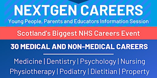 Scotland's Biggest NHS Careers Event