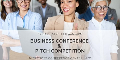 Grow With B2B Strategies + Biz Pitch Competition - 03/27/2020 - C1000 tickets