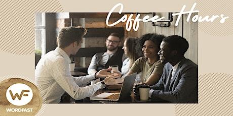 Wordfast Coffee Hours in Milan biglietti