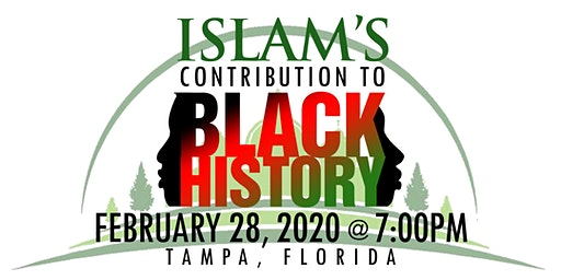Islam's Contribution to Black History Awards Banquet