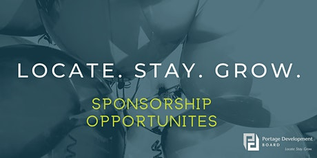 Locate. Stay. Grow. 2020-Sponsorships tickets