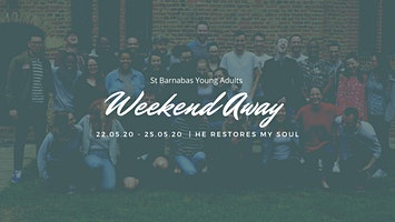 Young Adults Weekend Away 2020