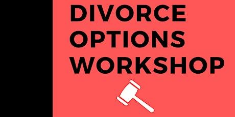 Divorce Options Workshop tickets