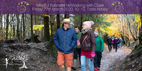 Mindful Netwalking with Claire at Torre Abbey, Torquay tickets
