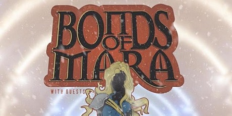 Bonds Of Mara Live In Kingston tickets