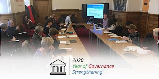 Governance Forum - 2020 Year of Governance Strengthening