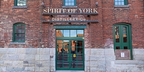 Distillery District Food + Drink Crawl with @EatingThroughTO tickets