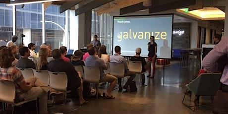 Galvanize Austin Data Science Capstone Showcase tickets
