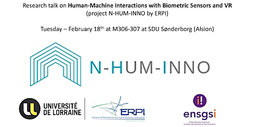 Human-Machine Interactions with Biometric Sensors and VR