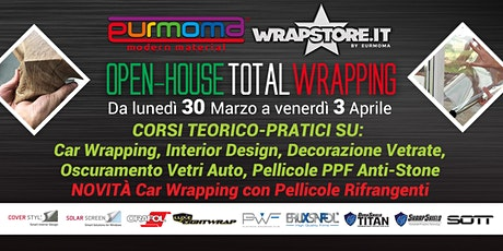 OPEN HOUSE TOTAL WRAPPING tickets