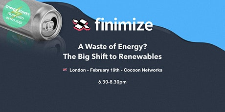A Waste of Energy? The Big Shift to Renewables tickets