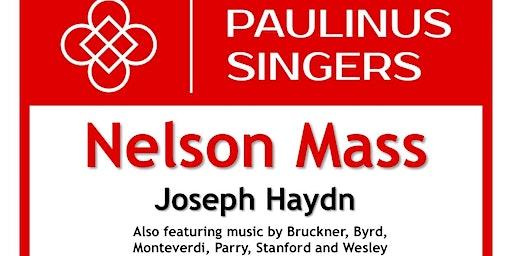 Paulinus Singers - Nelson Mass
