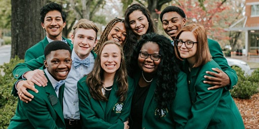 4-H State Council (8th -12th Grades -  $65 or $115)