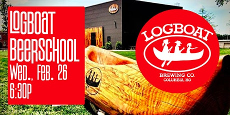 Logboat Brewing Beer School tickets