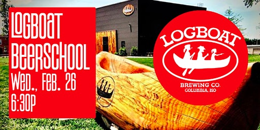 Logboat Brewing Beer School