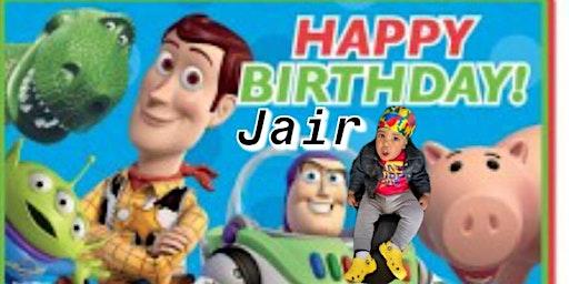 Jair's 1st Birthday