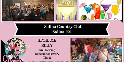 Spoil Me Silly at Salina Country Club