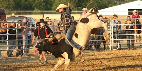 The New Bull Ride Mania Rodeo tickets