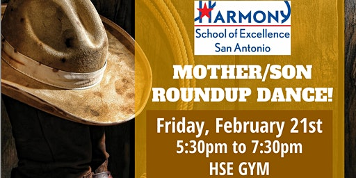 HSE Mother/Son Roundup Dance