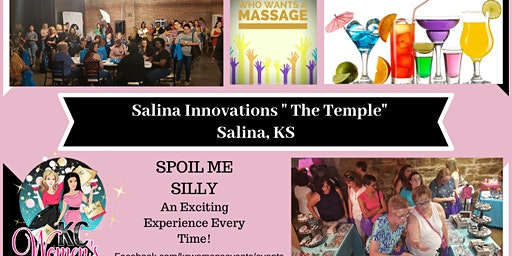 """Spoil Me Silly """"First Friday"""" at The Temple"""