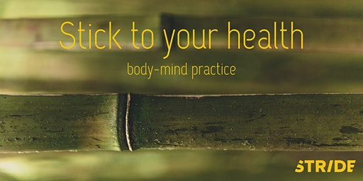 FlowStick - Body-mind practice with Ayal