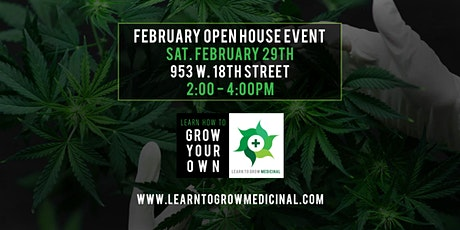 FREE OPEN HOUSE EVENT tickets