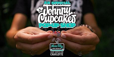 Johnny Cupcakes at MacFly Fresh tickets