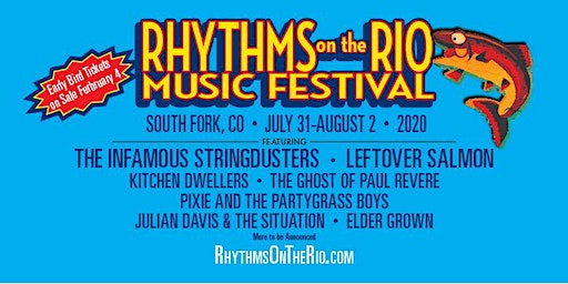 Rhythms on the Rio 2020