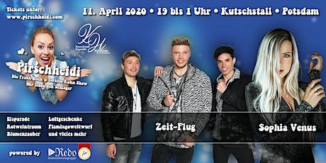 Pirschheidi - Die Frank Heck & Torsten Kuhn Show - Tickets