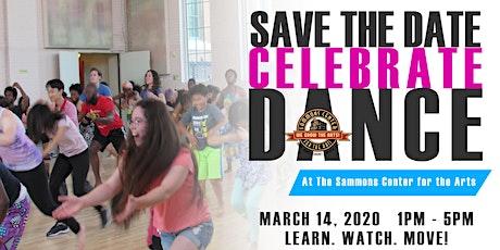 Celebrate Dance! 2020 tickets