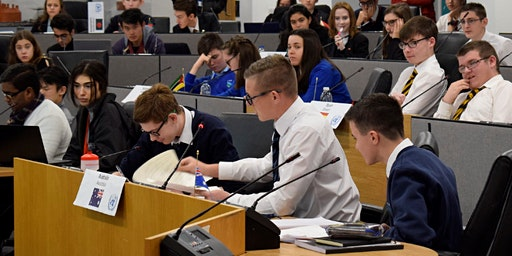 Model United Nations on Climate Change
