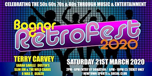 Retrofest - Charity Event for Bognorphenia