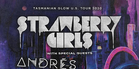Strawberry Girls @ Holy Diver tickets