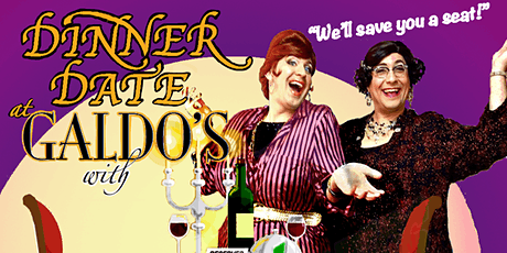 A Dinner Date at Galdo's with The Calamari Sisters tickets