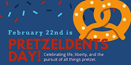 Pretzeldents Day tickets