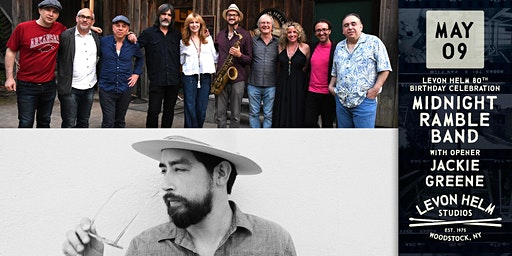 Midnight Ramble Band with opener Jackie Greene