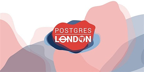 PostgresLondon 2020 tickets