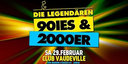 Die legendären 90ies & 2000er