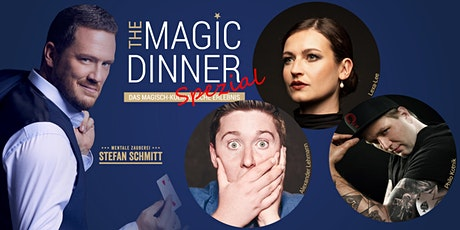 "THE MAGIC DINNER Special ""Die jungen Wilden"" Tickets"