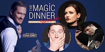 """THE MAGIC DINNER Special """"Die jungen Wilden"""""""